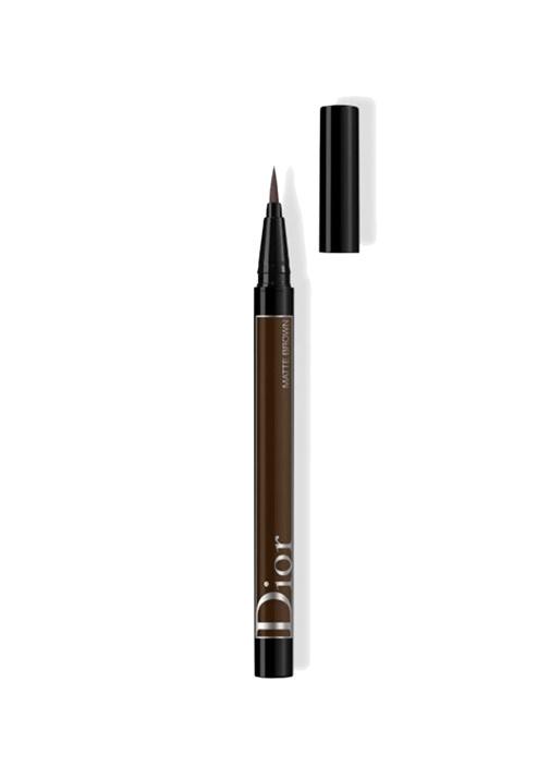 Dshow Liner Star 781 Kahverengi Mat Eyeliner