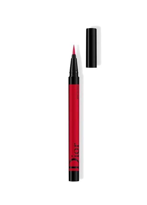 Dshow Liner Star 861 Kırmızı Mat Eyeliner