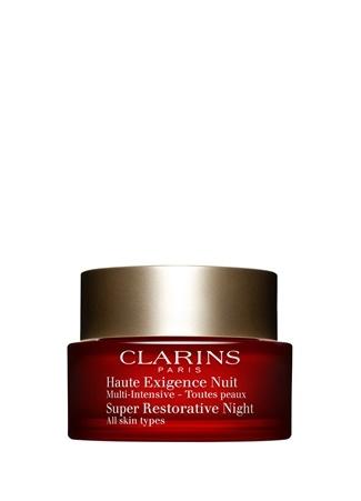 Clarins Kadın Super Restorative AST 50 ml Gece Bakım Kremi