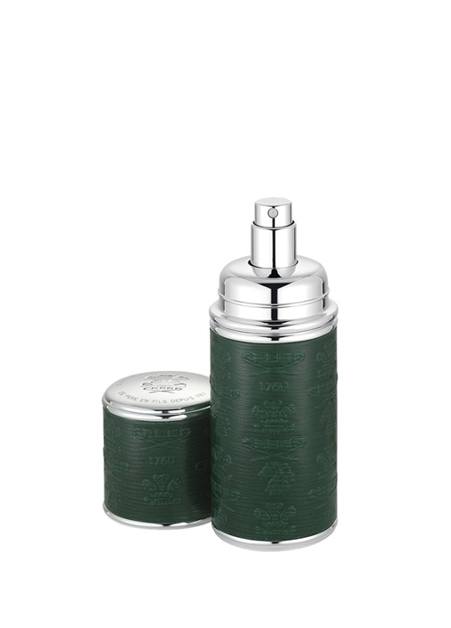 Atomizer Silver Green 50 ml Parfüm Kutusu