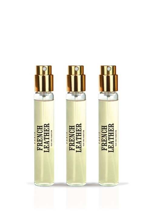 French Leather Travel Spray 3x10 ml Refills