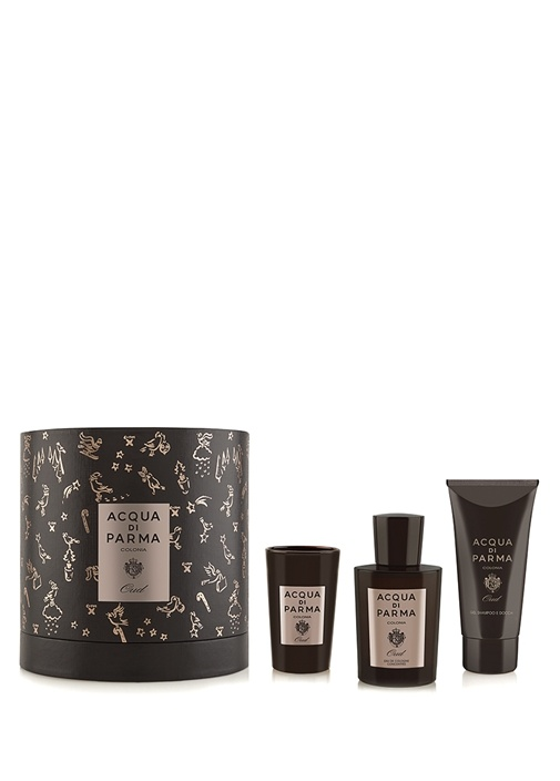 Colonia Oud Xmas Coffret 3lü Parfüm Seti