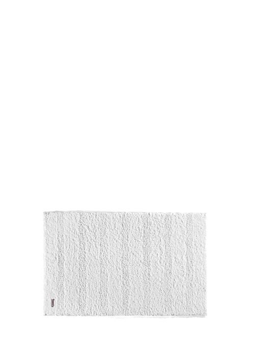 Pera Beyaz Banyo Paspası