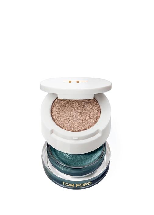 Tom Ford Cream And Powder Turquoise Sea İkili Göz Farı – 234.0 TL