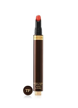 Patent Finish Lip Color True Coral Ruj