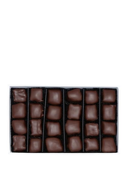 Bitter Çikolata Kaplı 240 Gr Fıstıklı Lokum