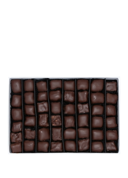 Bitter Çikolata Kaplı 470 gr Antep Fıstıklı Lokum
