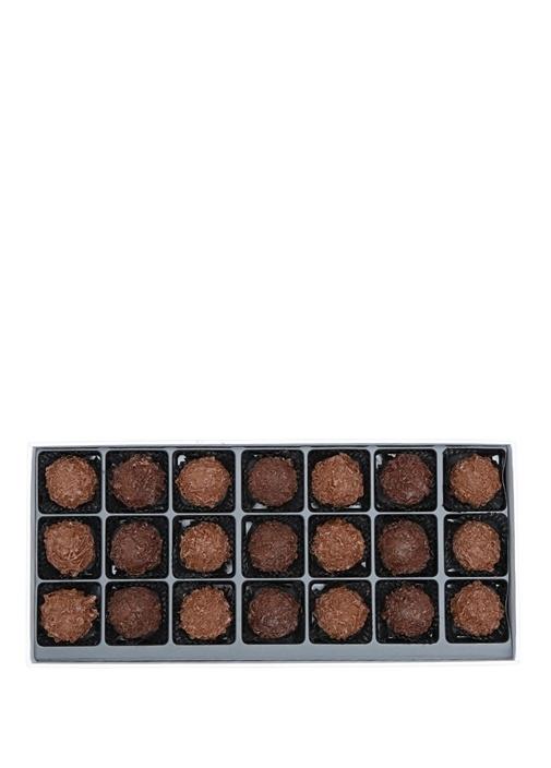 Sütlü Ve Bitter Karışık 280 gr Truff Çikolata