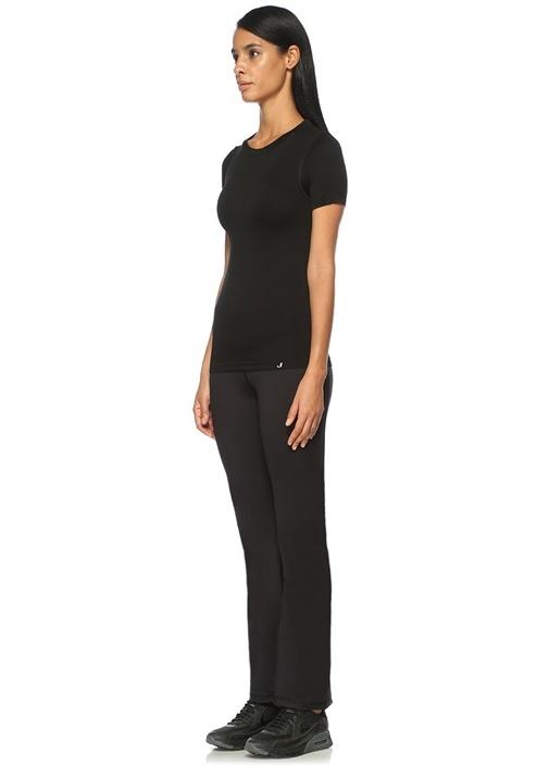 Rodia Siyah Basic T-shirt