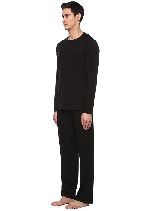 Siyah Pijama Altı