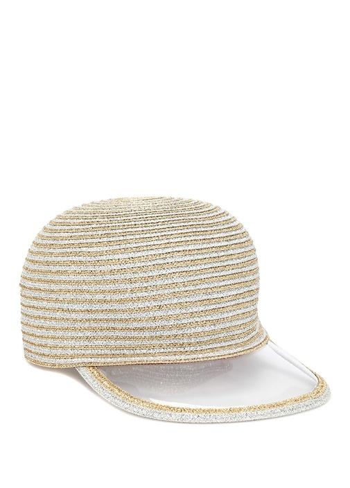 GoldSilver Simli Kadın Şapka