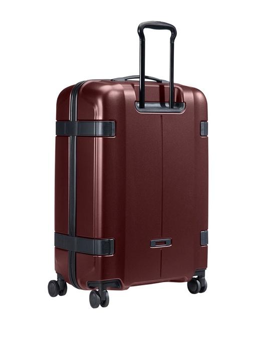 Short Trip Packing Bordo Erkek Bavul