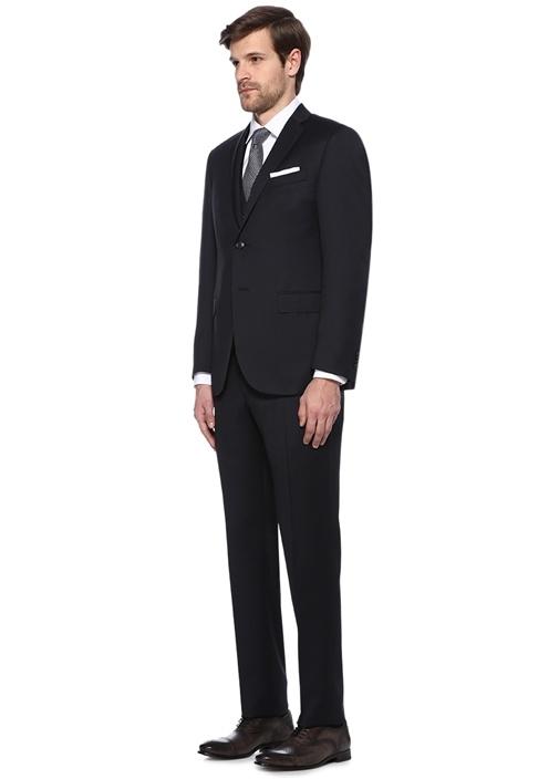 Antrasit Yün Takım Elbise