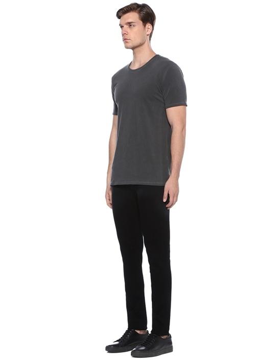 Mick Skinny Fit Siyah Normal Bel Jean Pantolon