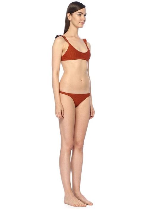 Petal Kiremit Ribli Bikini Altı