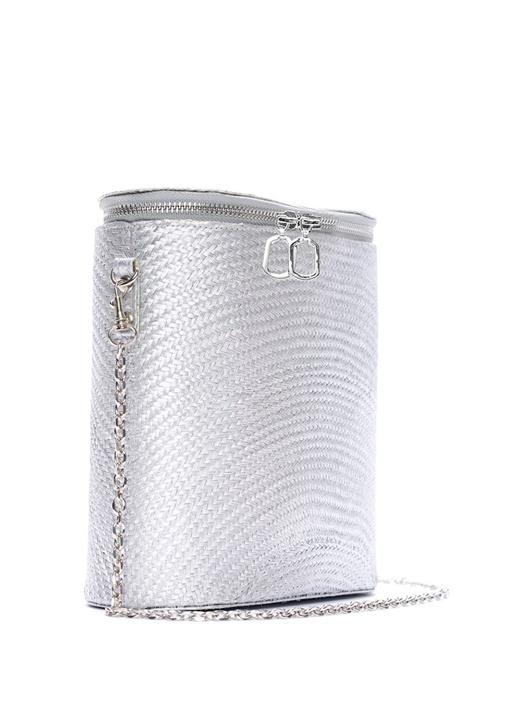 Silver Kadın Palmiye Lifi Çanta