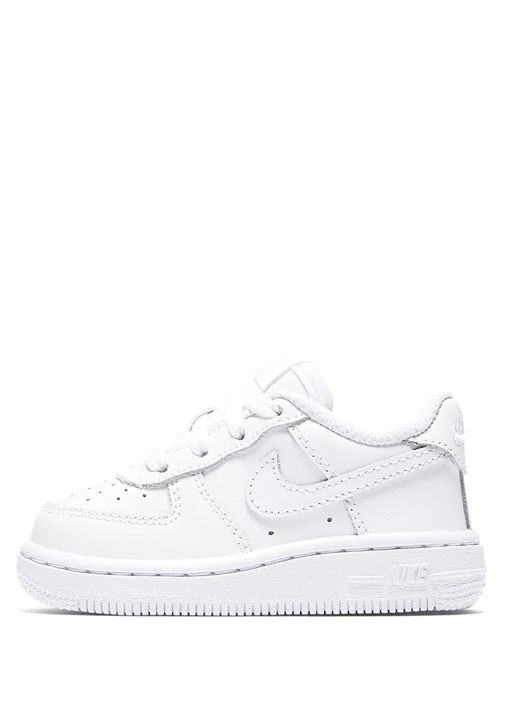 Air Force 1 Beyaz Unisex Çocuk Sneaker
