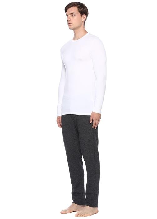 700 Pureness Beyaz Basic T-shirt