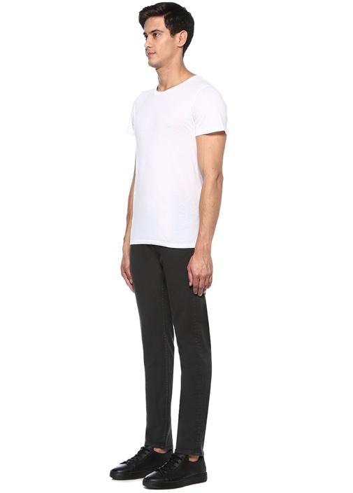 Ronnie Skinny Fit Siyah Jean Pantolon