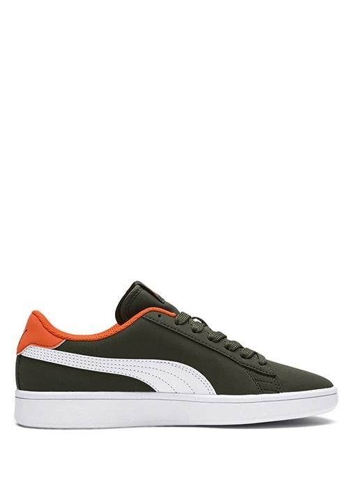 Puma Smash Gri Erkek Çocuk Sneaker