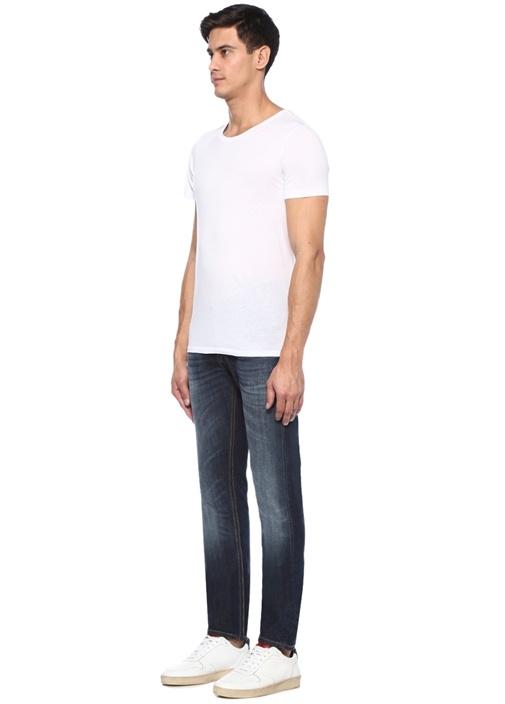 Ritchie Skinny Fit Lacivert Jean Pantolon