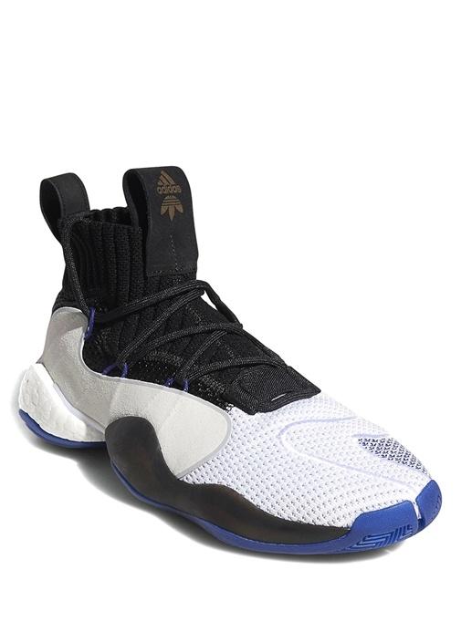 Crazy Byw X Siyah Beyaz Kadın Sneaker