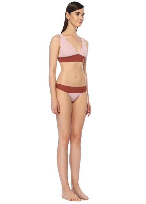 Santa Clara Colorblock Normal Bel Bikini Altı