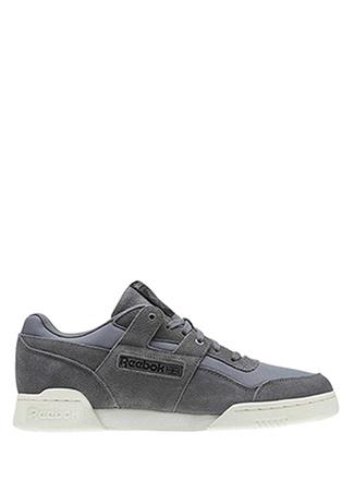 Reebok Erkek Workout Plus Gri Sneaker Siyah 42.5 R Ürün Resmi