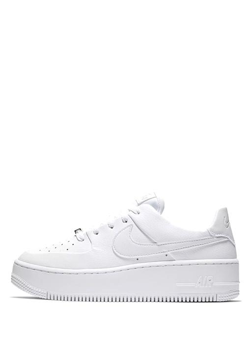 AF1 Sage Low Beyaz Kadın Deri Sneaker