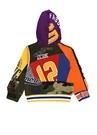 Colorblocked Jakarlı Erkek Bebek Sweatshirt