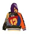 Colorblocked Jakarlı Erkek Çocuk Sweatshirt