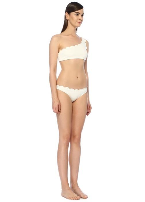 Santa Barbara Beyaz Düşük Bel Bikini Altı