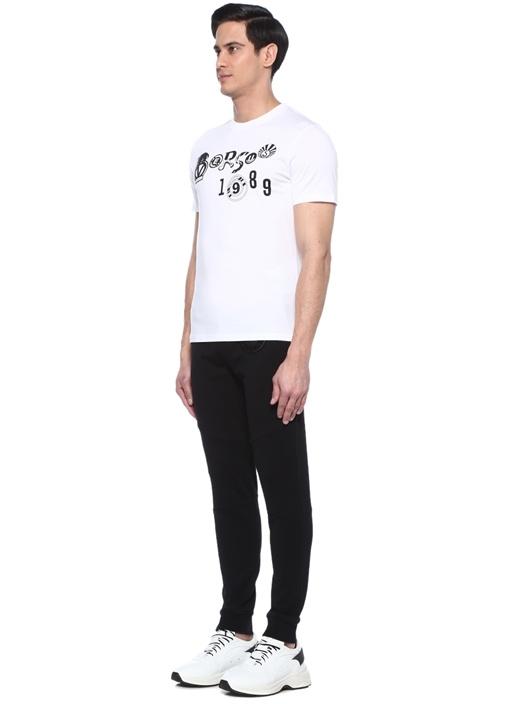 Versus Siyah Logolu Jogger Eşofman