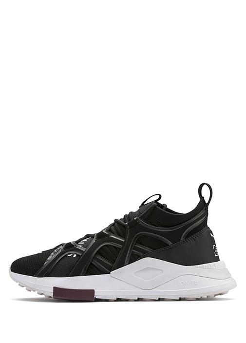 X Les Benjamins Shoku Siyah Kadın Sneaker