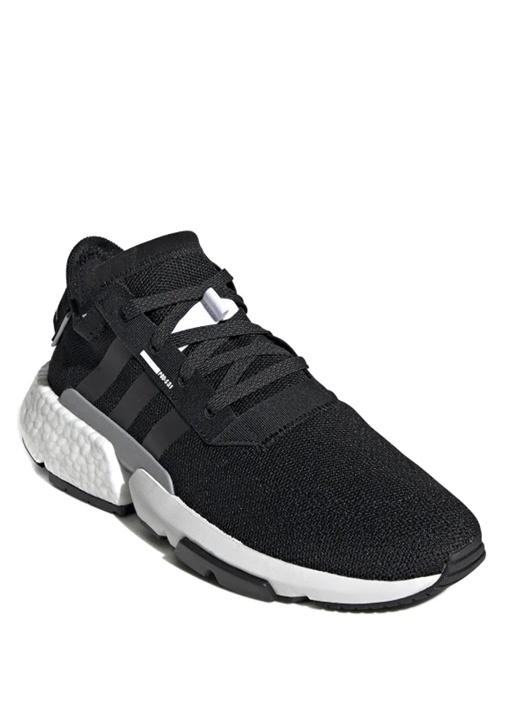 Pod S3 1 Siyah Kadın Sneaker