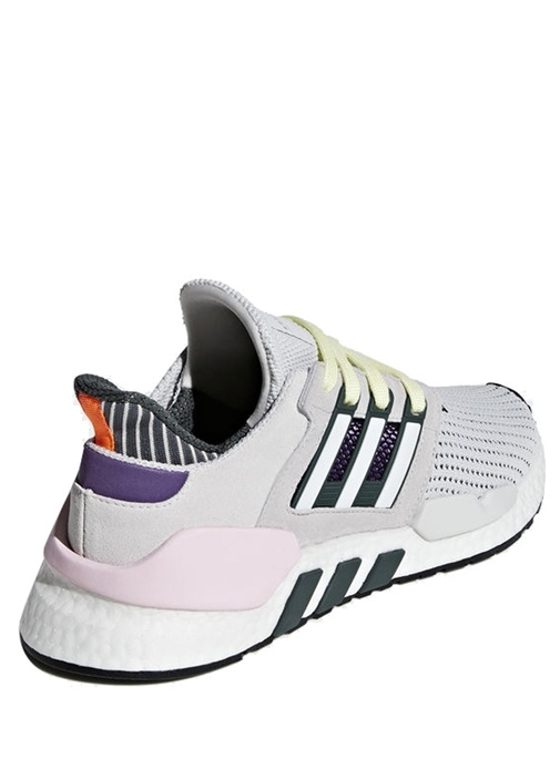 Eqt Support Gri Renk Detaylı Logolu Erkek Sneaker