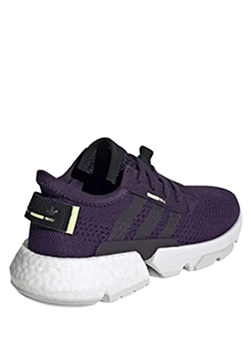 POD S3 1 Mor Erkek Sneaker