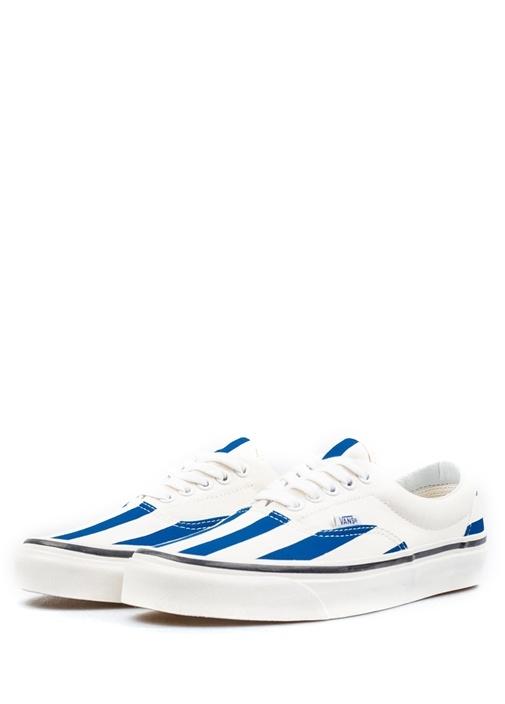 UA Era 95 DX Mavi Çizgili Kadın Sneaker