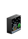 Evo Siyah Pixel Art Smart Bluetooth Hoparlör