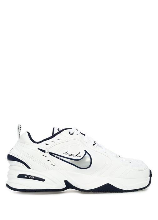 X Martine Rose Air Monarch IV Beyaz Erkek Sneaker