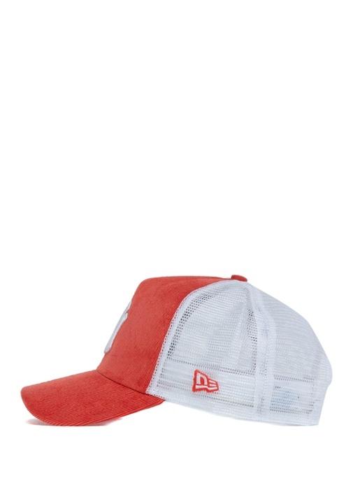 New York Yankees 9 Forty Kırmızı Beyaz Kadın Şapka