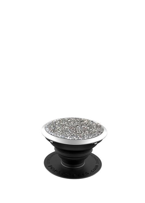 Silver Crystal Telefon Aksesuarı