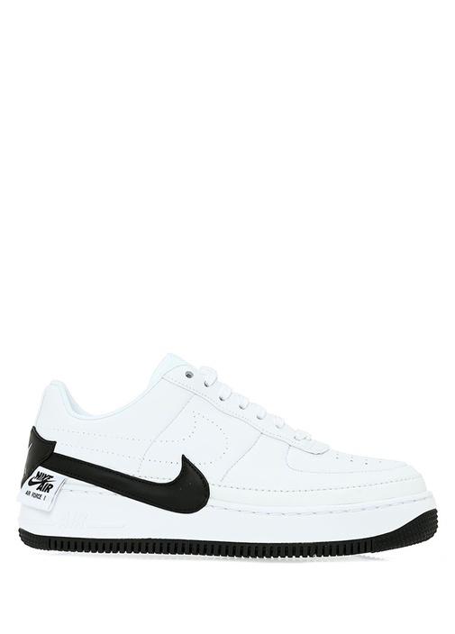 Nıke Air Force Jester Beyaz Siyah Kadın Sneaker – 649.0 TL
