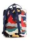 Art Summer Landsca Colorblocked Kadın Sırt Çantası