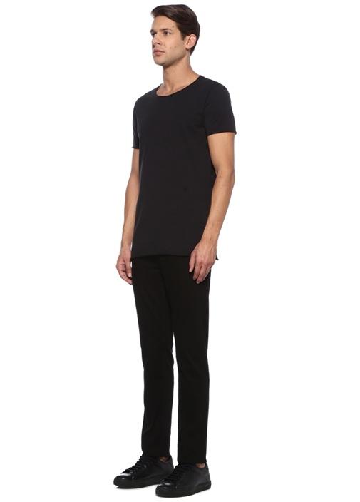 Kim Siyah Basic T-shirt