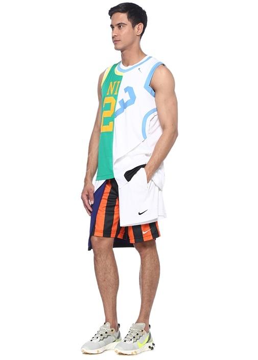 Colorblocked Kesim Detaylı Atlet