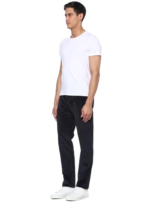 Drop 6 Lacivert Kadife Pantolon