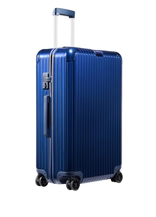 Essential Lite Medium Mavi Erkek Bavul