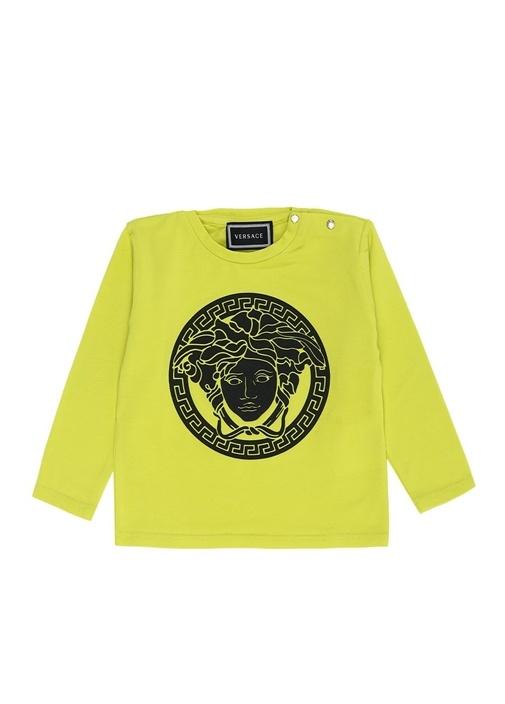 Medusa Sarı Erkek Bebek T-shirt