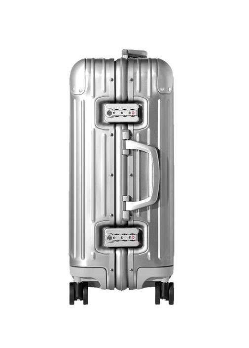 Orginal Silver Kabin Boy Bavul